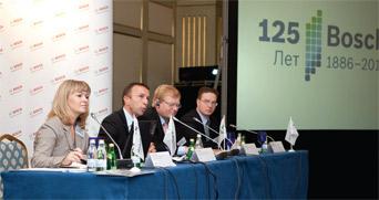 Пресс-конференция Bosch: